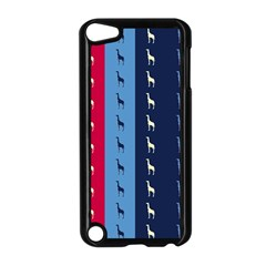 Giraffentapete Apple iPod Touch 5 Case (Black)
