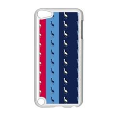 Giraffentapete Apple iPod Touch 5 Case (White)