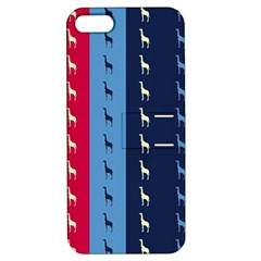 Giraffentapete Apple iPhone 5 Hardshell Case with Stand