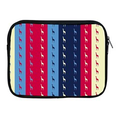 Giraffentapete Apple iPad Zippered Sleeve