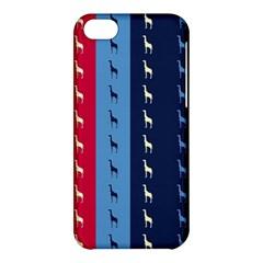 Giraffentapete Apple iPhone 5C Hardshell Case