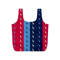 Giraffentapete Reusable Bag (s)