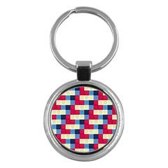 Hearts Key Chain (Round)