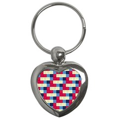 Hearts Key Chain (Heart)