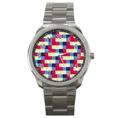 Hearts Sport Metal Watch