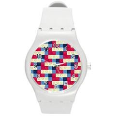 Hearts Plastic Sport Watch (medium)