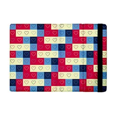 Hearts Apple Ipad Mini Flip Case