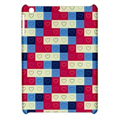 Hearts Apple iPad Mini Hardshell Case