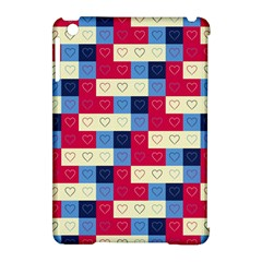Hearts Apple iPad Mini Hardshell Case (Compatible with Smart Cover)