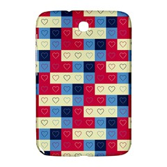 Hearts Samsung Galaxy Note 8.0 N5100 Hardshell Case