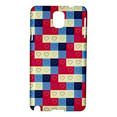 Hearts Samsung Galaxy Note 3 N9005 Hardshell Case