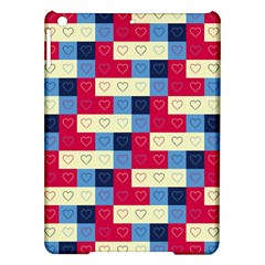 Hearts Apple iPad Air Hardshell Case