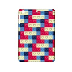 Hearts Apple iPad Mini 2 Hardshell Case