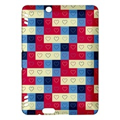 Hearts Kindle Fire Hdx 7  Hardshell Case