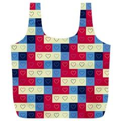 Hearts Reusable Bag (XL)