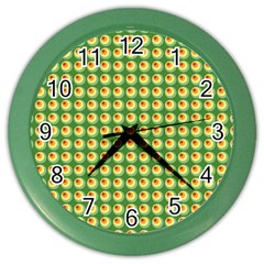 Retro Wall Clock (Color)
