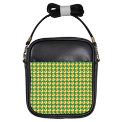 Retro Girl s Sling Bag