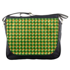 Retro Messenger Bag