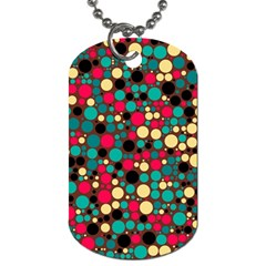 Retro Dog Tag (Two-sided)