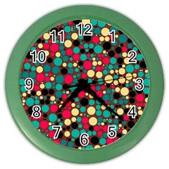 Retro Wall Clock (color)