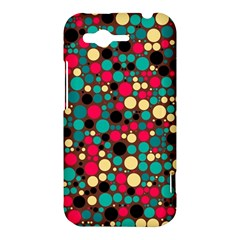 Retro HTC Rhyme Hardshell Case