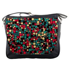 Retro Messenger Bag