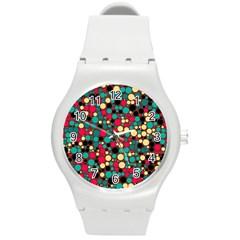 Retro Plastic Sport Watch (Medium)