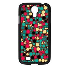 Retro Samsung Galaxy S4 I9500/ I9505 Case (Black)