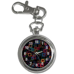 Retro Key Chain Watch