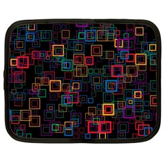Retro Netbook Sleeve (Large)