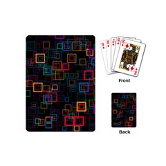 Retro Playing Cards (mini)
