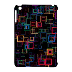 Retro Apple iPad Mini Hardshell Case (Compatible with Smart Cover)