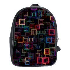 Retro School Bag (xl)