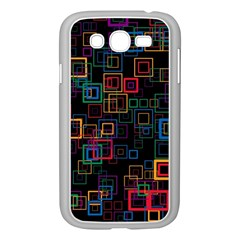 Retro Samsung Galaxy Grand DUOS I9082 Case (White)