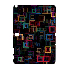 Retro Samsung Galaxy Note 10.1 (P600) Hardshell Case