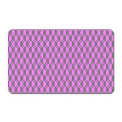 Retro Magnet (rectangular)