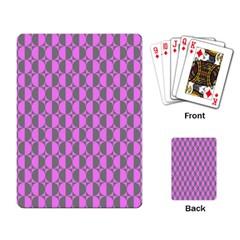 Retro Playing Cards Single Design