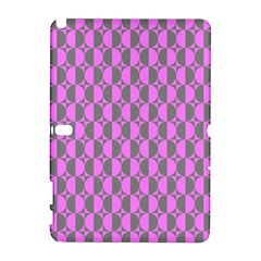 Retro Samsung Galaxy Note 10 1 (p600) Hardshell Case