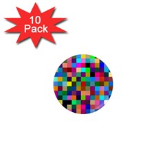 Tapete4 1  Mini Button Magnet (10 Pack)