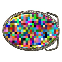 Tapete4 Belt Buckle (oval)