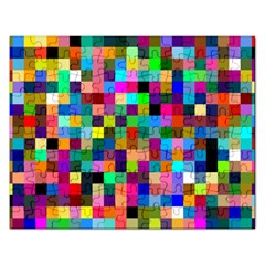 Tapete4 Jigsaw Puzzle (Rectangle)