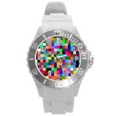 Tapete4 Plastic Sport Watch (Large)