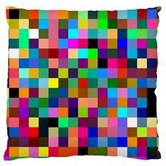 Tapete4 Large Cushion Case (single Sided)