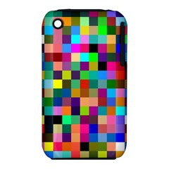 Tapete4 Apple iPhone 3G/3GS Hardshell Case (PC+Silicone)