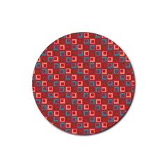 Retro Drink Coasters 4 Pack (Round)