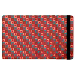 Retro Apple iPad 3/4 Flip Case