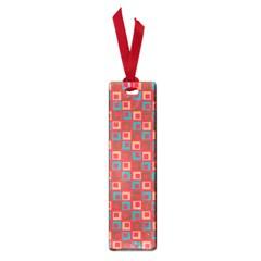 Retro Small Bookmark