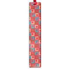 Retro Large Bookmark