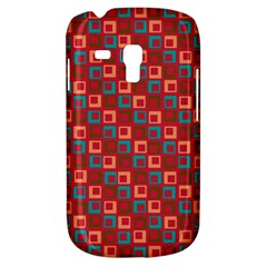 Retro Samsung Galaxy S3 MINI I8190 Hardshell Case