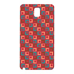 Retro Samsung Galaxy Note 3 N9005 Hardshell Back Case